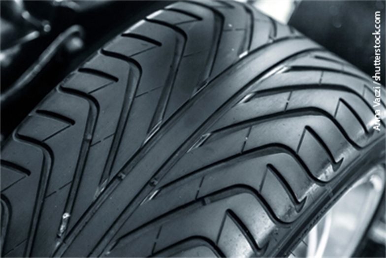 Four in 10 motorists using 'dangerous' tyres