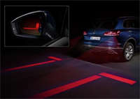 Interactive lights boost safety