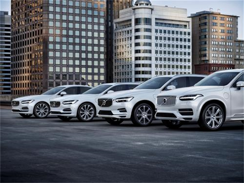 Volvo crowned 'manufacture of the year'