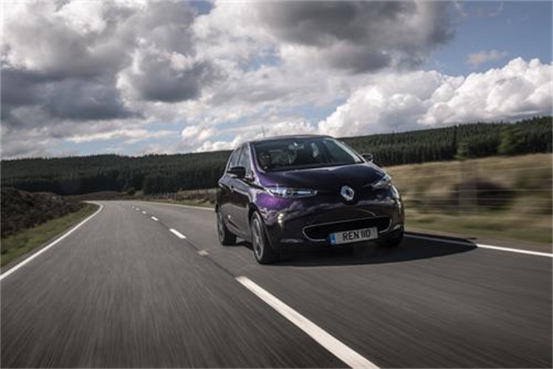 Renault's Zoe wins eco award