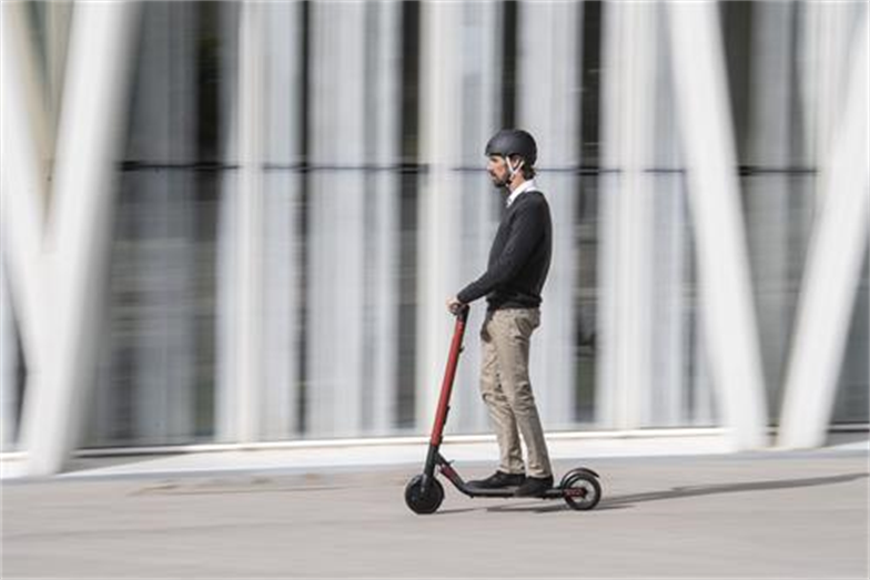 Seat steps towards micromobility