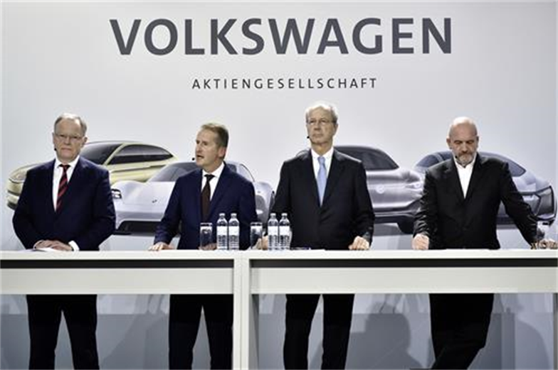 Volkswagen invests in the future