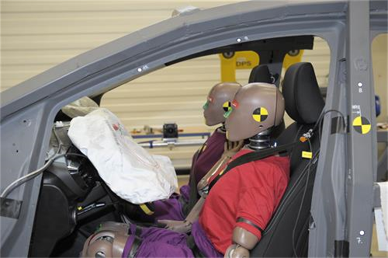 Technology and innovation deliver Ford's 5* safety