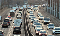 Traffic congestion is drivers' biggest worry