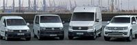 VW announces rising CV sales