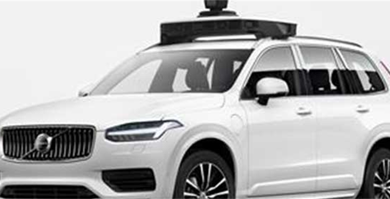 Uber and Volvo develop AV