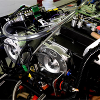 Brunel University researches future powertrain using SCI