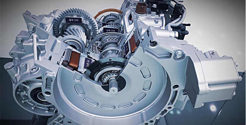 Kia develops world's first ASC transmission tech