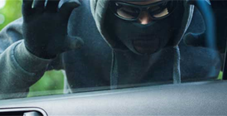 Theft risk increasing from keyless systems