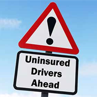 Scottish police target uninsured drivers