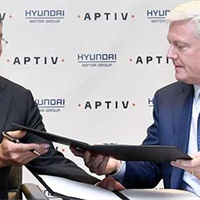 Hyundai and Aptiv join for autonomous driving