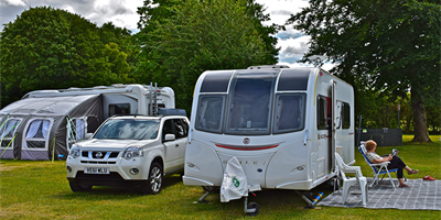 Staycations prompt demand for caravans