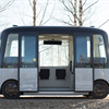 Robotic buses operating on European streets