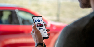 Ford complimentary connected vehicle services for Europe