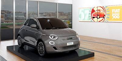 Fiat 500 celebrates birthday as production of new 500 starts in Turin