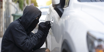 Vehicle thefts rise by more than 50% - the highest level in four years