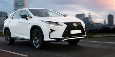 Lexus RX top reliability in Warrantywise index