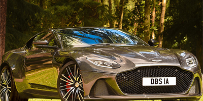 Just a few days to go in latest DVLA personalised plate auction