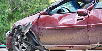 One in three serious injuries result from road traffic accidents