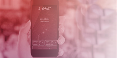 Eye-Net Mobile has received US Patent application go ahead