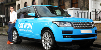 Online car buying the new 'norm', reports carwow