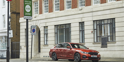 BMW launches eDrive Zones technology in the UK